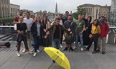 Free Walking Tour Brussels